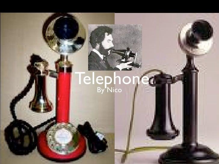 Telephone    By Nico