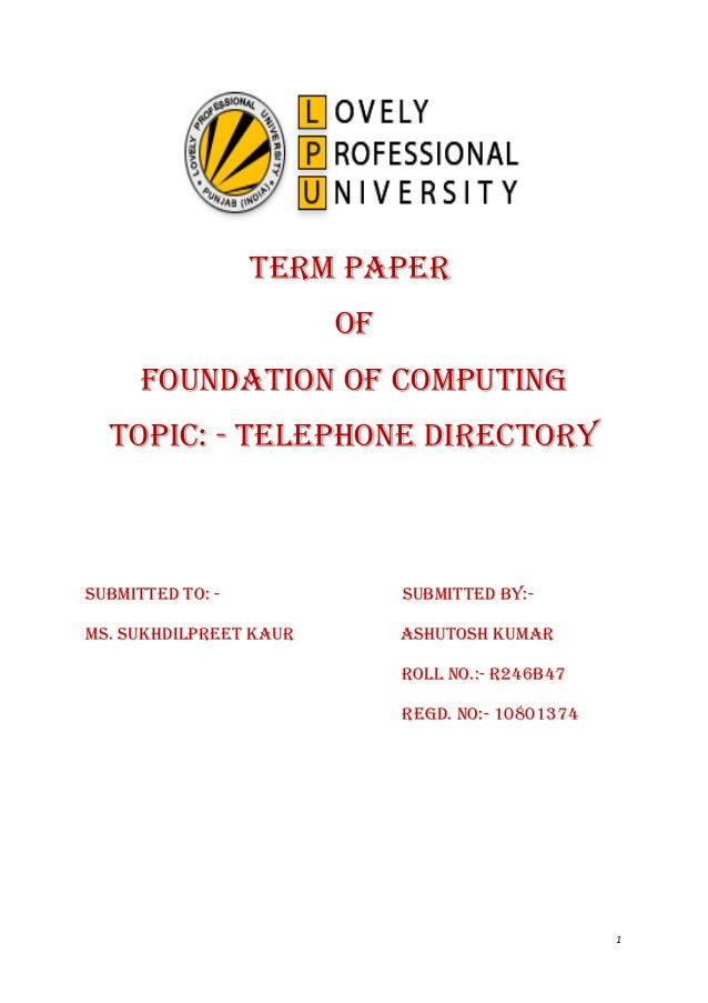 term paper submitted on organic fertilizer Organic fertilizers or and some mined inorganic fertilizers have been used for many centuries, whereas chemically synthesized inorganic fertilizers were only widely developed during the industrial revolution increased understanding and use of fertilizers were important parts of the pre-industrial british.