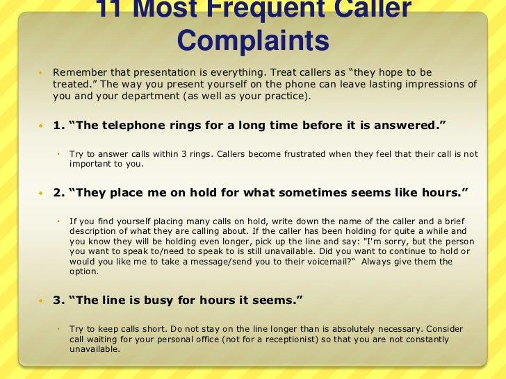 Practice telephone etiquette greeting 24 m4hsunfo