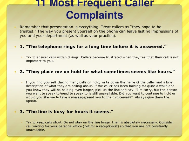 Practice telephone etiquette greeting 24 m4hsunfo Gallery