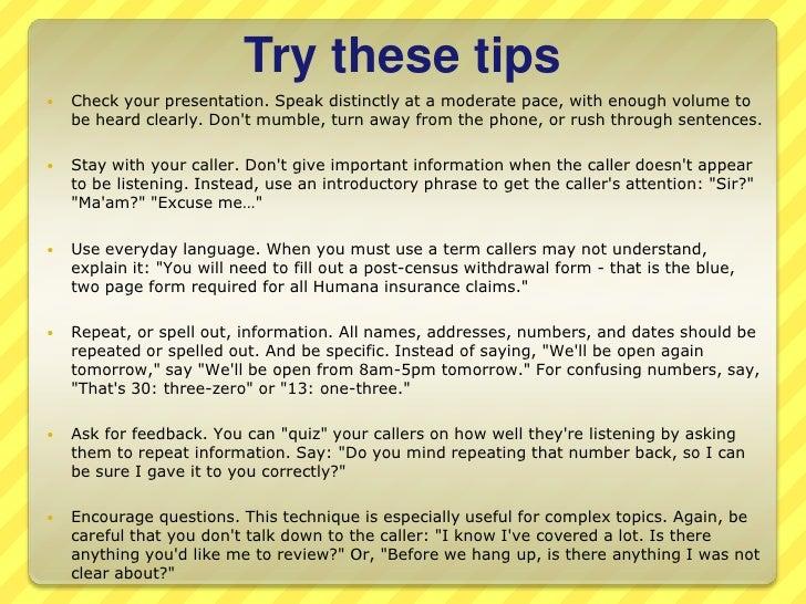 importance of telephone etiquette