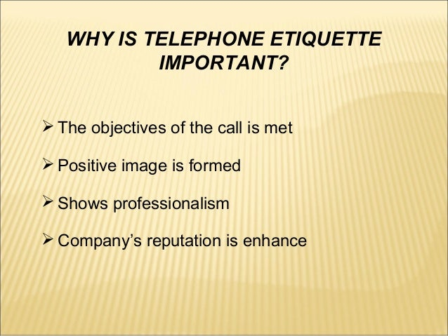 why was the telephone important