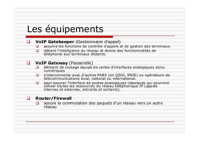Les équipements Switch assure la distribution et commutation de dizaines de port ethernet il peut intégrer la téléalimenta...