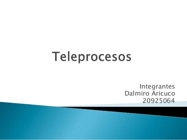 IntegrantesDalmiro Aricuco20925064