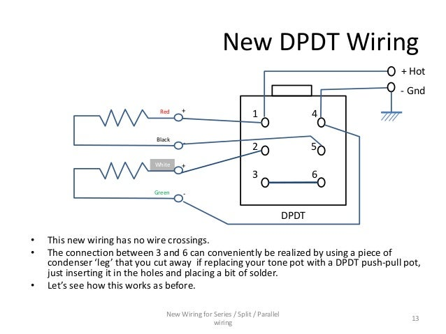 Amazing Series Parallel Wiring Diagram For 4 Conductor Humbucker Pickups Wiring Cloud Inamadienstapotheekhoekschewaardnl