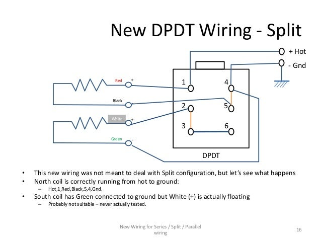 series parallel pickup wiring diagram series parallel battery wiring diagram #5