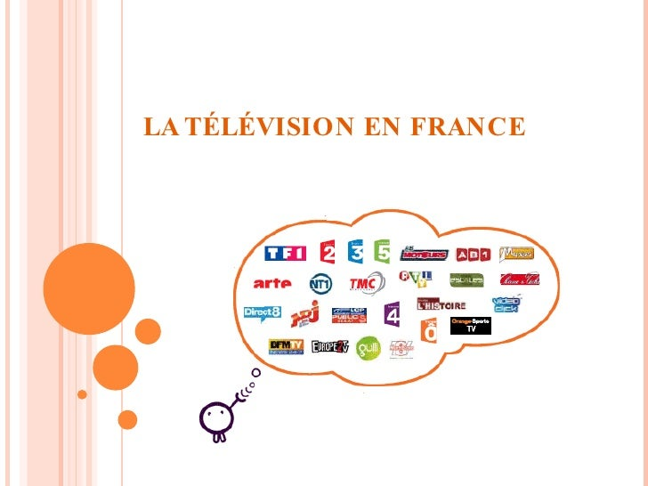 LA TÉLÉVISION EN FRANCE