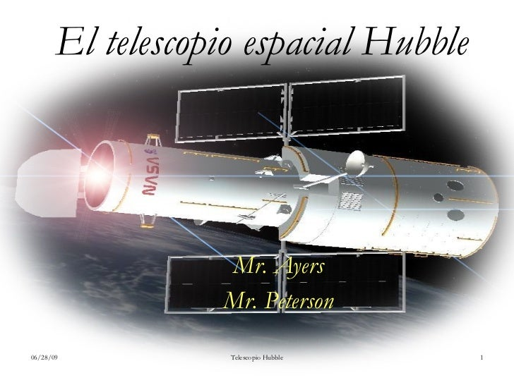 el telescopio hubble - photo #2