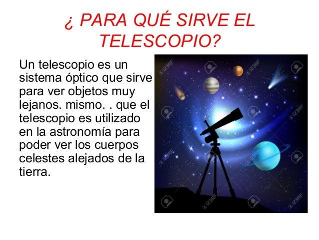 Telescopio salma