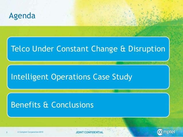 Webinar 3-12-2013 Comptel, Analytics Slide 2
