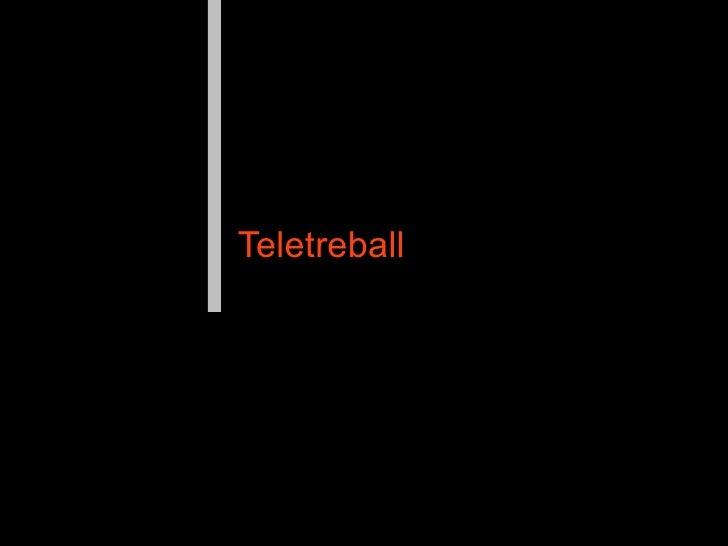 """Teletreball Novembre 2009 Sant Feliu de Llobregat Casa d'oficis """"Sant Feliu, ciutat digital"""""""