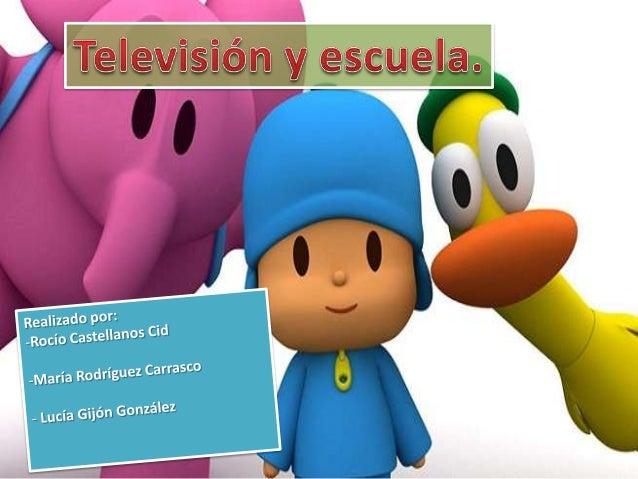 ÍNDICE1. Introducción.2. Fundamentación teórica.3. Efectos positivos y negativos de la televisión en los niños.4.Tipos de ...