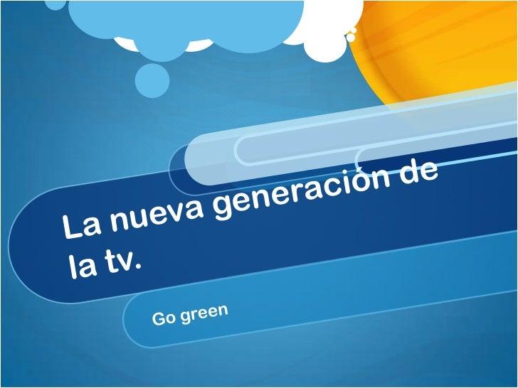 """¿Qué es tv inteligente? La televisión inteligente (""""Smart TV"""" o también traducido como """"Televisión híbrida"""") describe la i..."""