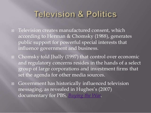 essay about television influence