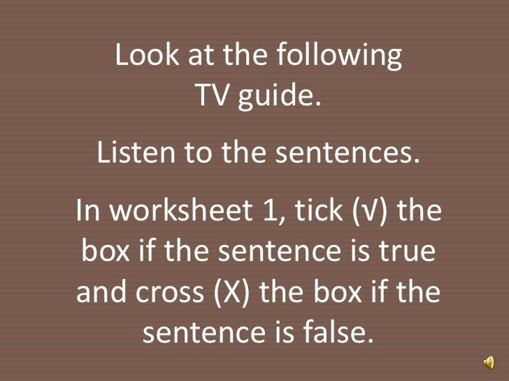 tv guide channel 7 liar