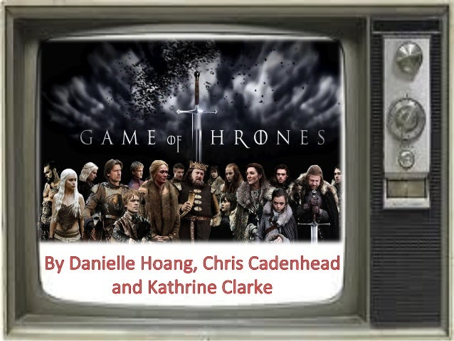 • Game of Thrones is a medieval/fantasy/drama, with a lot of sex thrown in. Definitely not a common form of television. Ka...