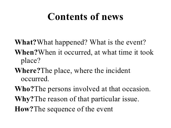 script writing for tv news Here are a few script-writing tips and examples of real bbc scripts which teachers might find use to models for writing tv and radio news the sample scripts are from bbc radio news.