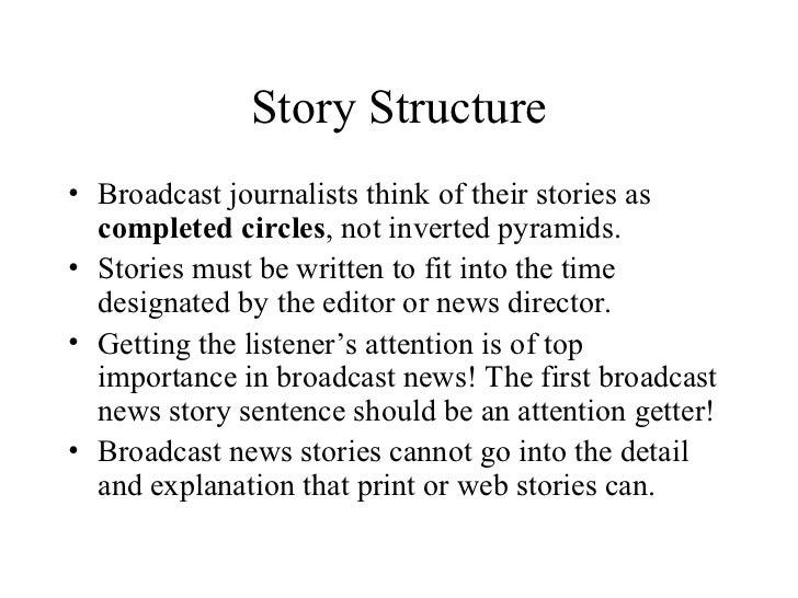 television broadcast essay Although the bbc supplies ten radio networks and dozens of local radio services,  for the purpose of this essay i will focus solely on television broadcasting to.
