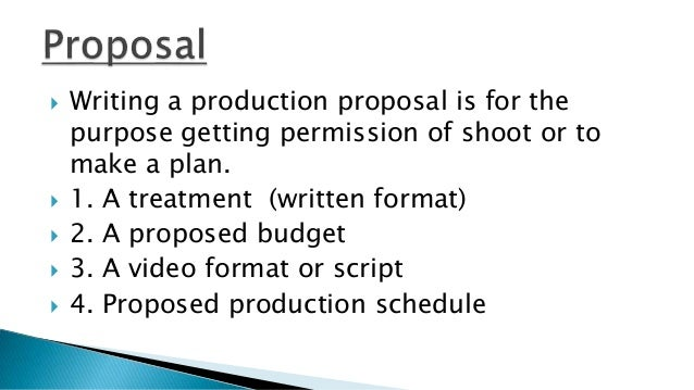 Television Production - Planning and Executing