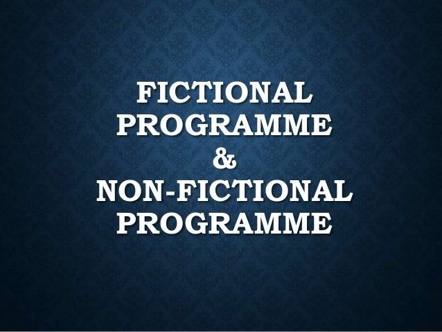 Television Programmes Slide 2