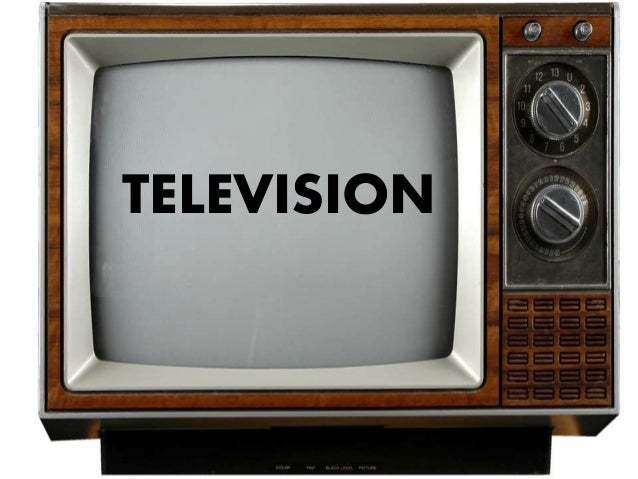 importance of television How does what's on tonight, tomorrow night, or next week, compete with every  single movie and tv show ever created available to watch.