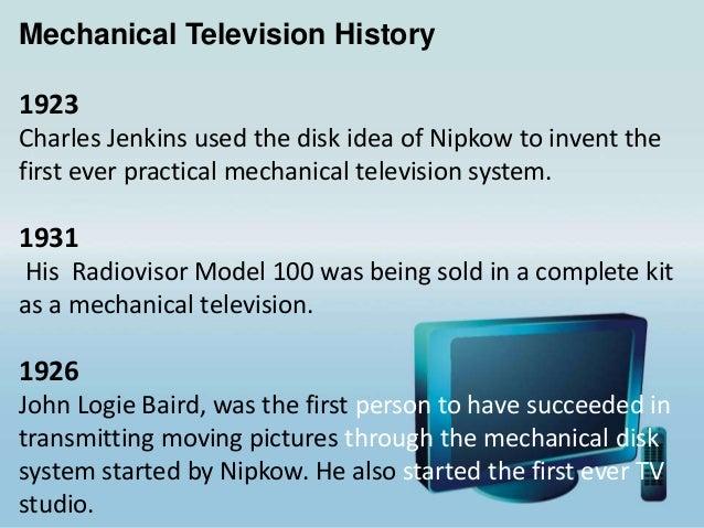 Television History, Importance, Advantages & Disadvantages