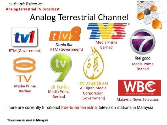 Malaysia TV Services