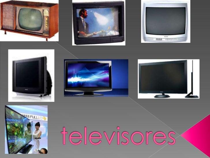 televisores<br />