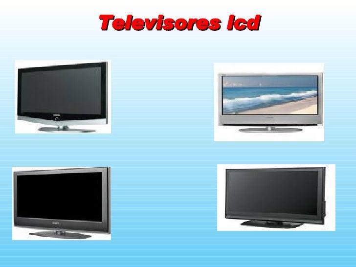 Televisores lcd