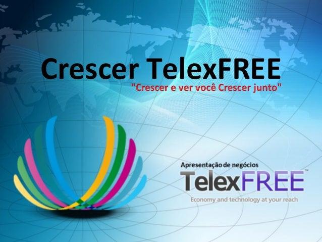 Crescer TelexFREE