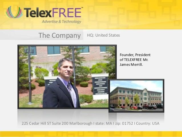 Telexfree presentation Pay plan Slide 2
