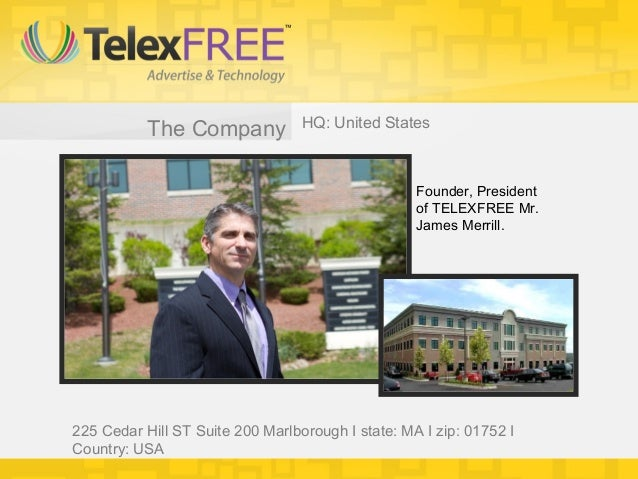 The Company            HQ: United States                                                   Founder, President             ...
