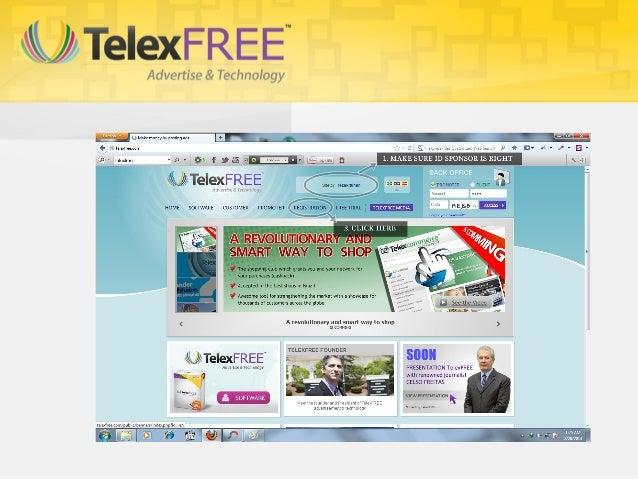 Telexfree us  malay