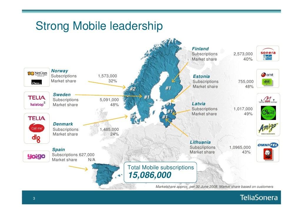 sweden mobile