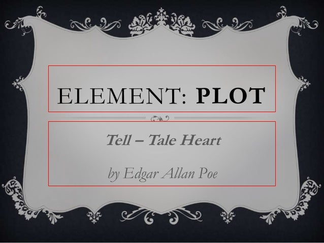 Irony and symbolism in a tell tale heart by edgar allan poe