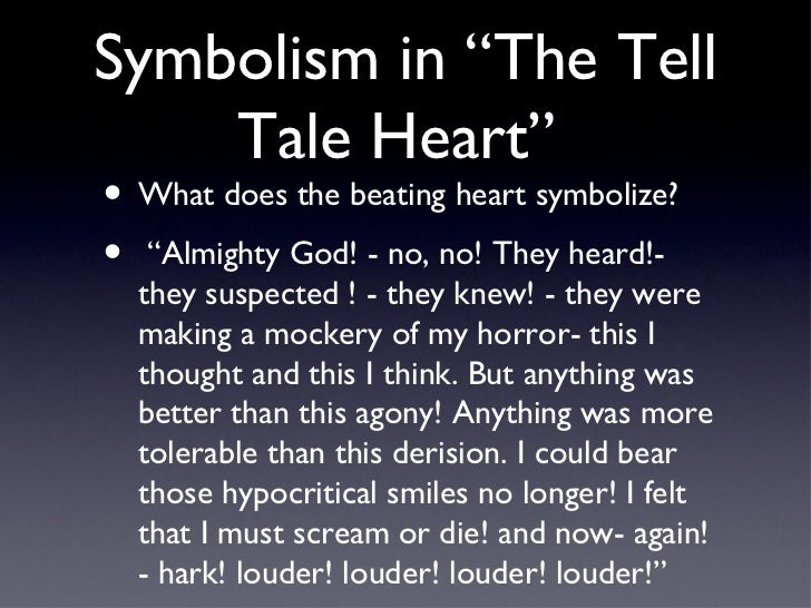 The Tell Tale Heart Textual Analysis Essay - image 3
