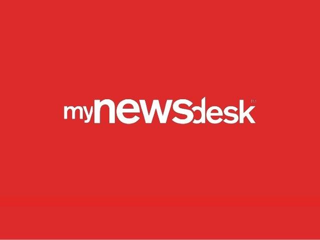 Mynewsdesk 日本企業の海外PRを支援開始 TELL YOUR STORY WITH MYNEWSDESK