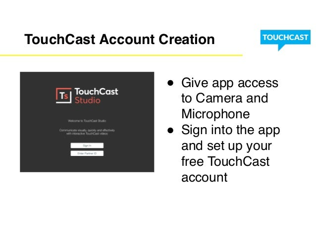 Tell Your Classroom Story With TouchCast - Turnbull TIES17