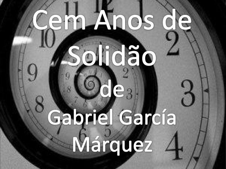 Ficha TécnicaAutor: Gabriel García MárquezEditora: Dom QuixoteAno de edição: 25ª edição,Setembro de 2009Local de edição: A...
