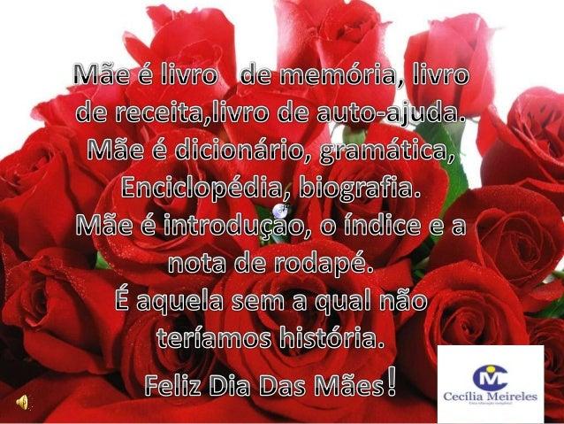 Homenagem ao Dia das Mães