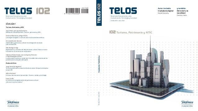 Revista de Pensamiento sobre Comunicación, Tecnología y Sociedad Revista de Pensamiento sobre Comunicación, Tecnología y S...