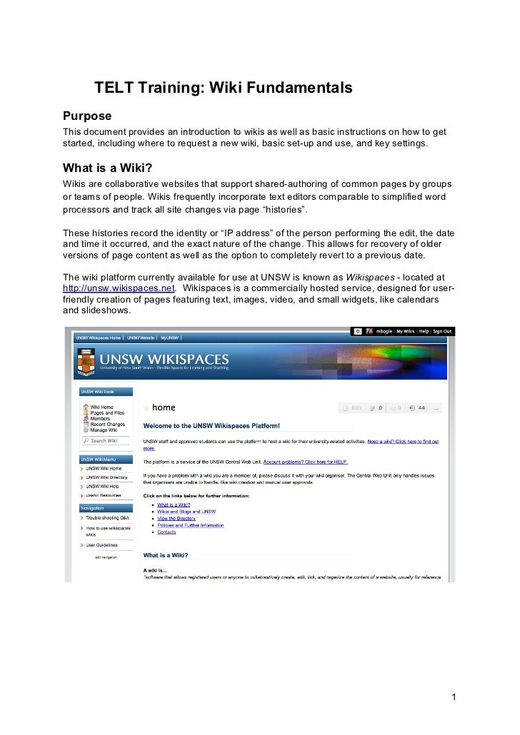 Teaching With Moodle by University of New South Wales - Issuu