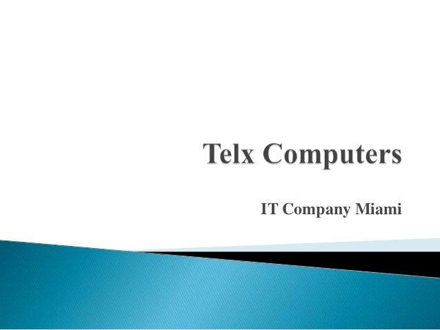 IT Company Miami