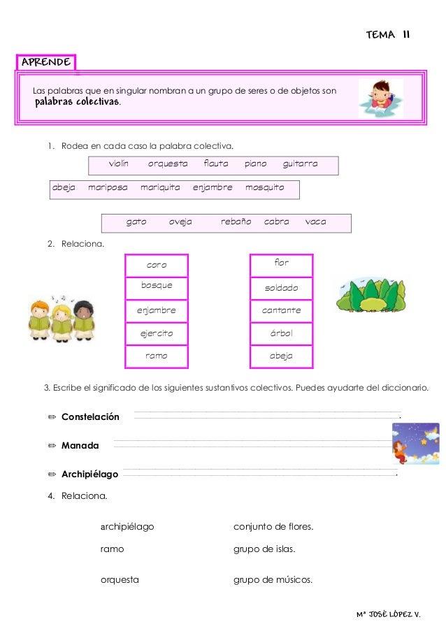 Tema 11 lengua for Significado de la palabra arbol