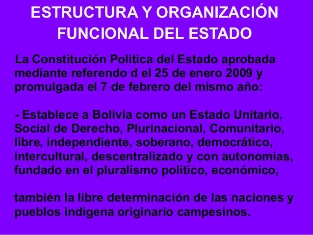 Derechos Humanos En La Constitucion Política Del Estado Bolivia