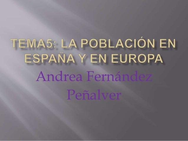 Andrea Fernández Peñalver