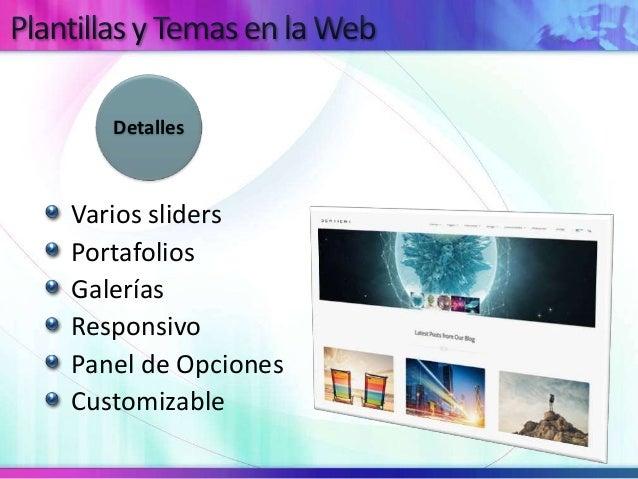 Temas de Wordpress Para Sitios Web Corporativos