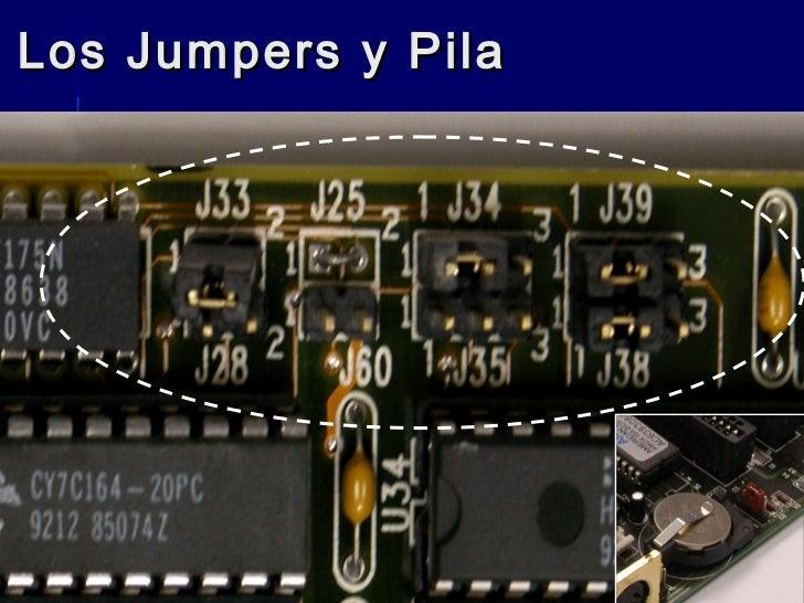 Los Jumpers y Pila