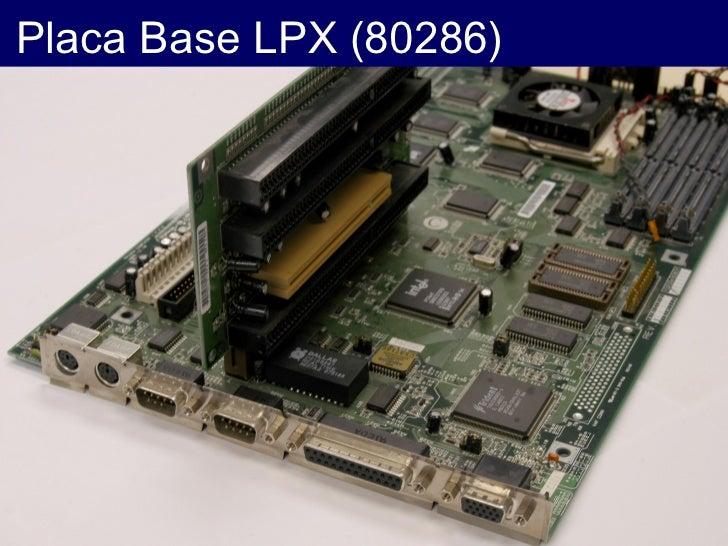 Placa Base LPX (80286)