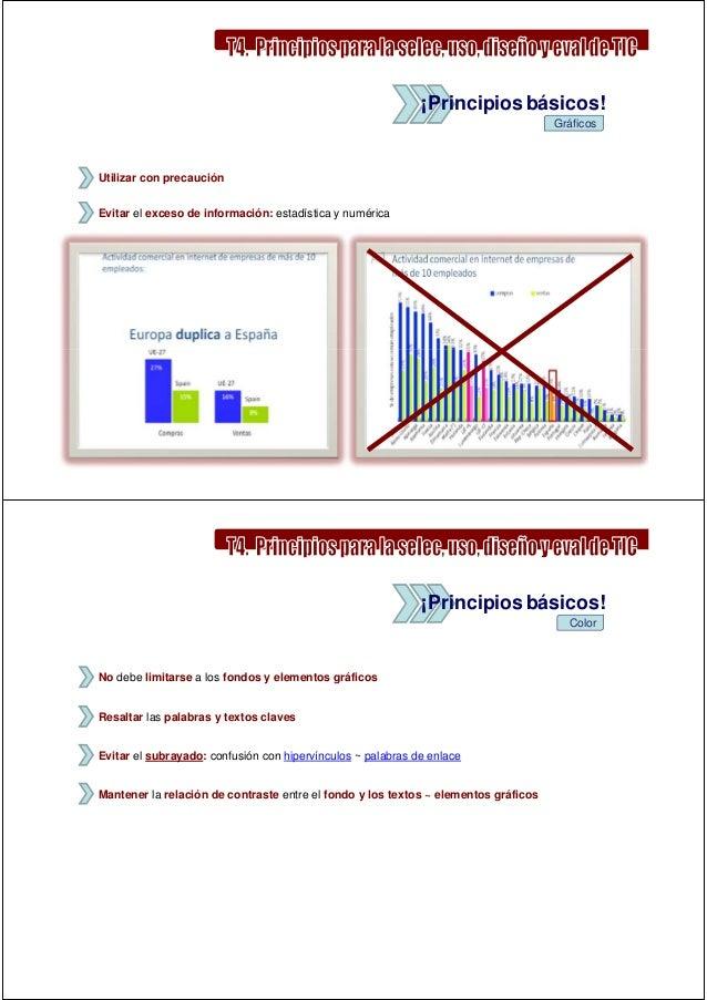 ¡Principios básicos!                                                                                     GráficosUtilizar ...